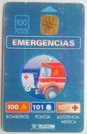 Emergency Services 100 Units - Argentina