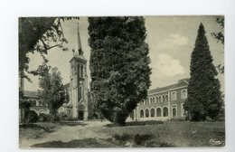 CPSM - 71 - BOURBON-LANCY - L'HOSPICE D'ALIGRE - France