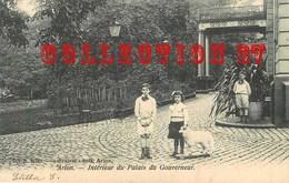 ☺♥♥ ARLON < ENFANTS à L'INTERIEUR Du PALAIS Du GOUVERNEUR - BELGIQUE  BELGIE - Arlon