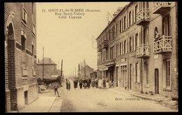 Onival - Rue De Saint-Valéry - Côté Cayeux - Onival