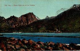 ARGENTINE PUERTO COOK ISLA DE LOS ESTADOS - Argentine