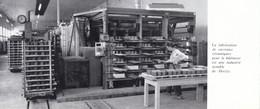 1966 - Iconographie - Decize (Nièvre) - Une Fabrique De Céramique - FRANCO DE PORT - Vieux Papiers