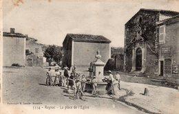 ROGNAC  -  La Place De L' Eglise - Autres Communes