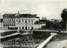 CERVIGNANO DEL FRIULI  UDINE  Ponte Sull'Aussa - Udine