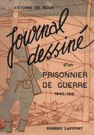 JOURNAL DESSINE PRISONNIER GUERRE FRANCAIS STALAG VIE CAMP KG - 1939-45