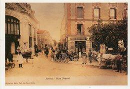 Juvisy -    Rue  Draveil. - Juvisy-sur-Orge