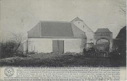 Les Hollando-Belges Aux Quatre-Bras.  16 Juin 1815.  -  La Ferme De Gemioncourt.  -  1923 Naar  La Louvière - Waterloo