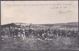 Beverlo : Repos Au Champ Des Manoeuvres (1908) - Leopoldsburg (Kamp Van Beverloo)