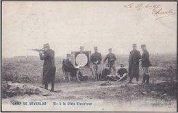 Beverlo : Tire à La Cible Electrique (1907) - Leopoldsburg (Kamp Van Beverloo)
