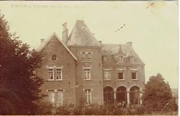 Mignault Château Des Quatre Sapins (Carte Précurseur, Dos Non Divisé) N'a Pas Voyagé - Le Roeulx