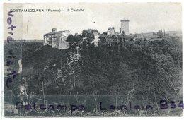 - Parma - COSTAMEZZANA - Il Castello, écrite, 1932, Peu Courante, épaisse, BE, Scans.. - Bologna