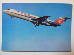 AIRLINE ISSUE / CARTE COMPAGNIE      CYPRUS AIRWAYS  BAC 111 - 1946-....: Modern Era