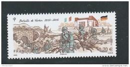 FRANCE 2016 BATAILLE DE VERDUN NEUF YT 5063 - Unused Stamps