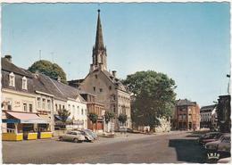 Belgique / EUPEN - Eglise St-Joseph / 1980 / Voitures - Eupen