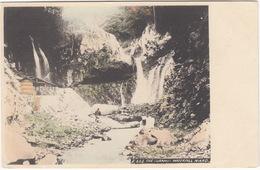 F.223 - The (Urami) Waterfall, Nikko   - (Japan) - Japan