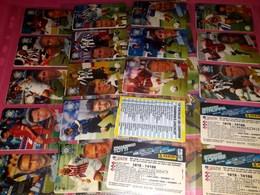 Calcio Calciatori Calling Cards Collections 1997.98 Set Completo 56 Cards Panini ATW - Stickers