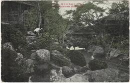 The Momijidani Park, Itsukushima  - (Japan) - Japan