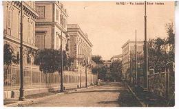 NAPOLI  VIA  AMEDEO RIONE  AMEDEO  TBE  IT689 - Napoli (Naples)
