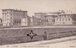 CANNES  Le COLLEGE COMMUNAL, Vue D'ensemble. - Cannes