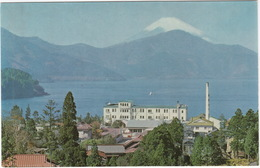 Hakone Hotel On Lake Hakone  (Fujiya Hotel Lake Annex)  - (Japan) - Japan