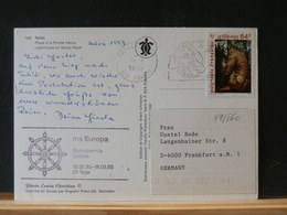 79/560       CP   POLYNESIE FR.  1993 - Brieven En Documenten