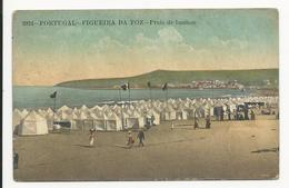 Figueira Da Foz * Praia De Banhos * Some Wear On General - Coimbra