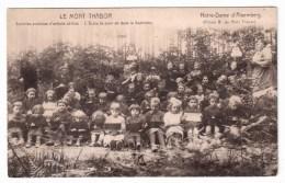 Notre-Dame D'Alsemberg - Le Mont Thabor- Colonies Scolaires D'enfants Débiles - L'école De Plein Air Dans La ( Avec Vers - Belgique