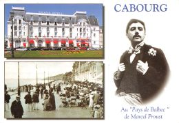 Cabourg (14) - Au Pays De Balbec De Marcel Proust - Multivues - Cabourg