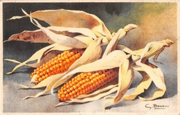 "08518 ""PANNOCCHIE - MAIS"" FIRMATA  S. BONELLI. CART NON SPED - Agricoltura"
