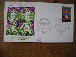 1975 Premier Jour   N° 938 Année De La Femme - FDC