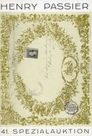 41. Passier  Auktion 1972 - Auktionskataloge