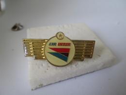 PIN'S   AIR  INTER - Airplanes