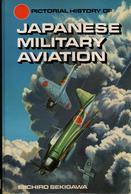 JAPANESE MILITARY AVIATION MILITAIRE JAPON AVION 1900 1945 - Aviation