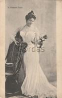 Hungary - V. Krammer Teresa - Opera Singer - Soprano - Opéra