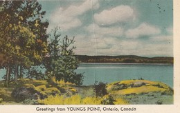 Greetings From Youngs Point, Ontario - Ontario