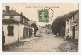 44 Vertou Portillon, Le Restaurant Saupin (A5p38) - France