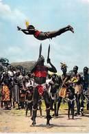Afrique > Danse Des Couteaux (knives Dance Peuple Ethnologie)(- Editions :HOA-QUIi  N°3650) *PRIX  FIXE - Non Classés