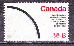 Ciclismo-Canada 1974 Nuovo MNH** - Ciclismo