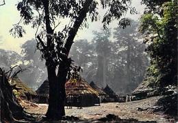Afrique En Couleurs VILLAGE AFRICAIN  (B) (PHOTO HOA-QUI  N°3649 )*PRIX  FIXE - Non Classés