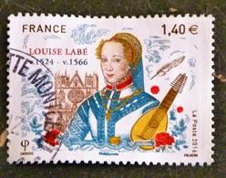 FRANCE YT 5062 OBLITERE CACHET ROND MANUEL - LOUISE LABE - France