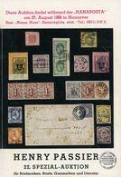 22. Passier  Auktion 1966 - Auktionskataloge