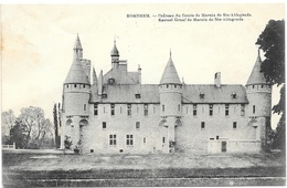 Bornhem NA2: Kasteel Graaf De Marnix De Ste-Aldegonde 1924 - Bornem
