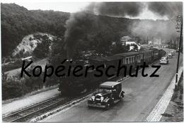 "Hesperange / Howald - Train ""Jangli"" Vers 1950 (carte Photo) - Cartes Postales"