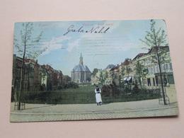 Hout-en Turf Markt ( Speelman ) Anno 1906 ( Zie Foto Voor Details ) ! - Den Haag ('s-Gravenhage)