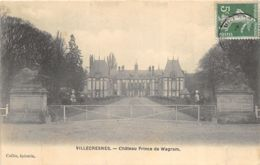 Villecresnes - Château Prince De Wagram - Villecresnes