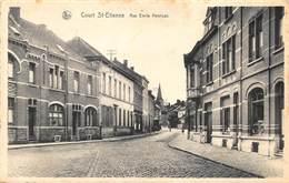 Court Saint Etienne   Rue Emile Henricot   I 3817 - Court-Saint-Etienne