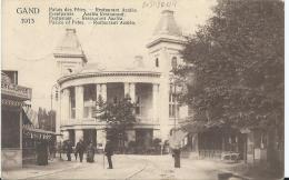 Gent - Gand - 1913 - Palais Des Fêtes - Restaurant Azaléa - Feestpaleis - Azaléa Restaurant - 1913 - Gent