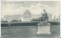 Tervuren - Tervueren - Musée Et Statue Congolais - Edit. Decock - 1911 - Tervuren