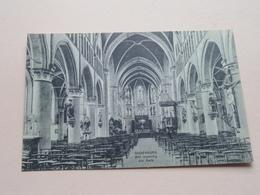 Het Inwendig Der Kerk () Anno 19?? ( Zie Foto Voor Details ) ! - Oudenburg