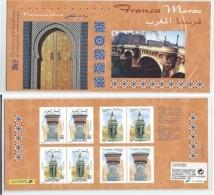 "FR Emissions Communes YT P3441 "" Maroc "" 2001 Neuf** - Foglietti Commemorativi"